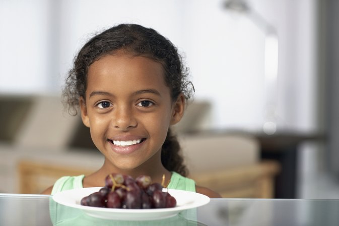 Can Kids Be Allergic to Grapes?
