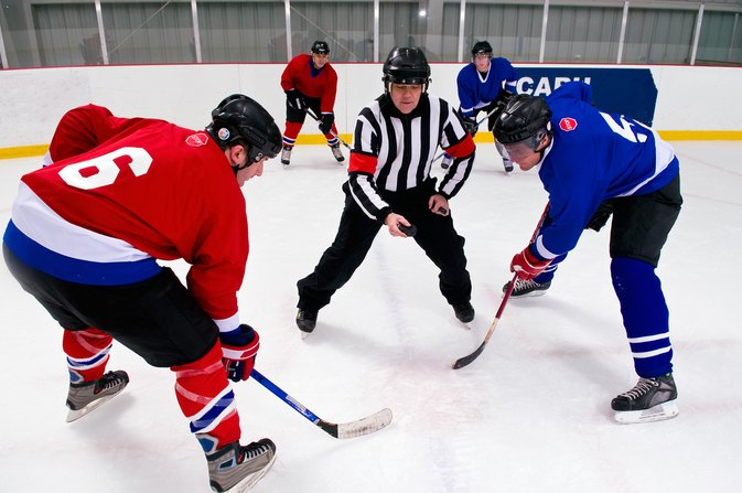 Why Do Players Get Kicked Out in Faceoffs in Hockey?