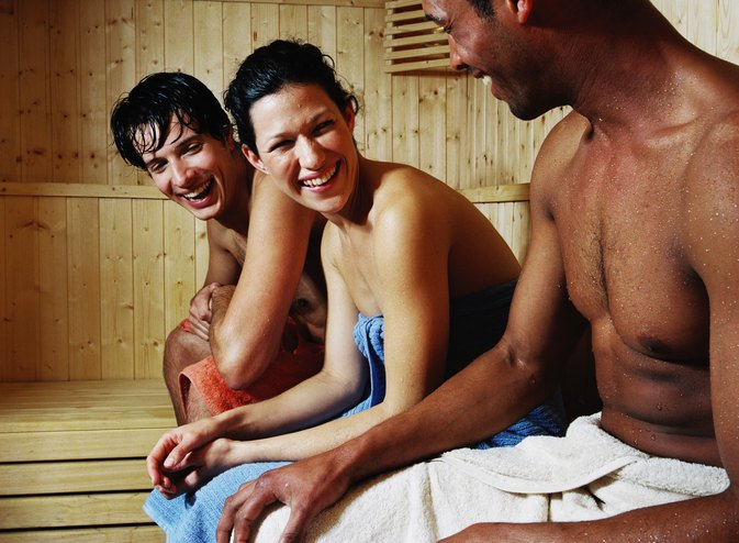 Health Benefits of a Dry Sauna