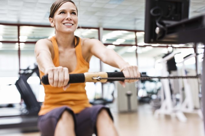 How Many Calories Can You Burn on a Rowing Machine?