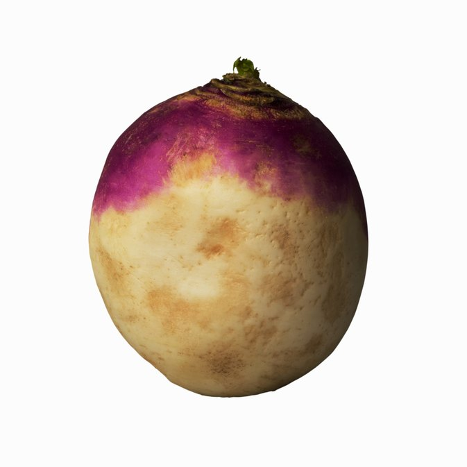 How to Bake Rutabaga in the Oven