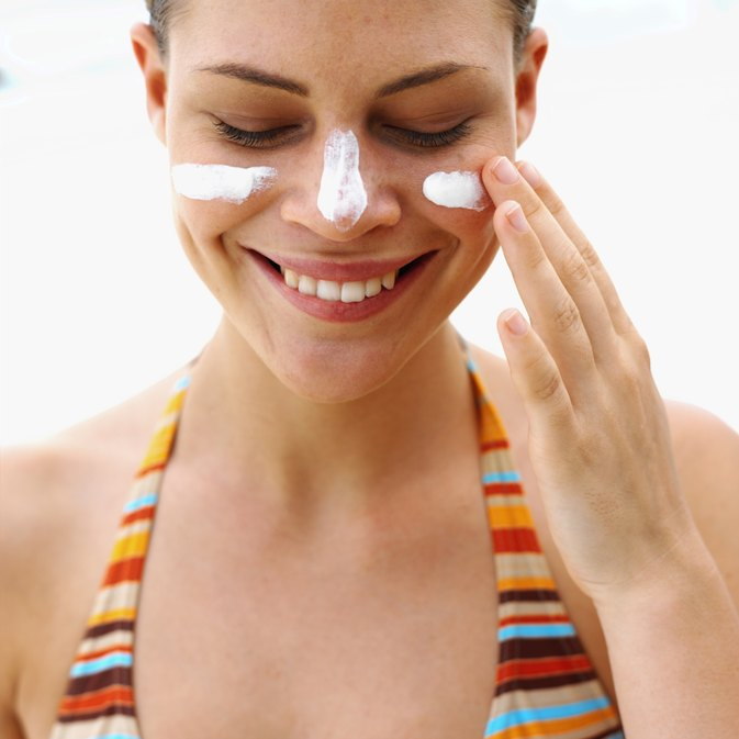 Home Remedies for Sun Damage on the Face