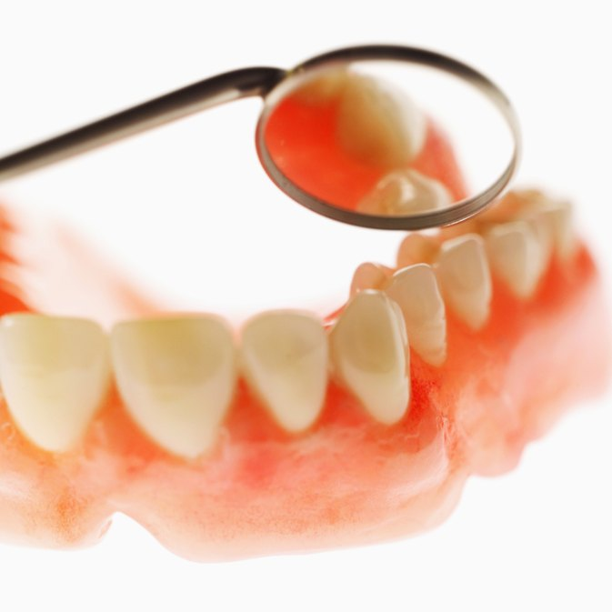 Types of Upper Dentures