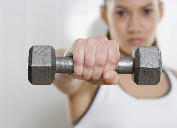 Types of Weight Training Sets