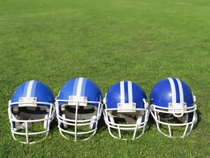 The Best Football Helmets for Preventing a Concussion