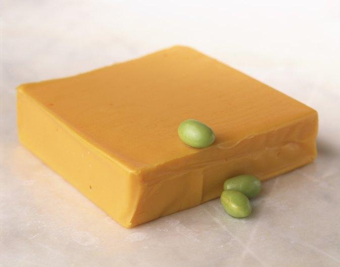 Soy Cheese vs. Real Cheese