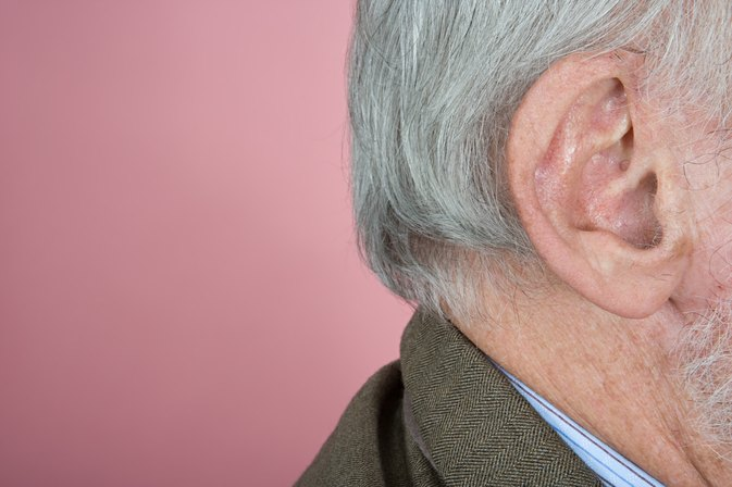 What Causes Dry Scaly Bumps on the Tops of the Ears?