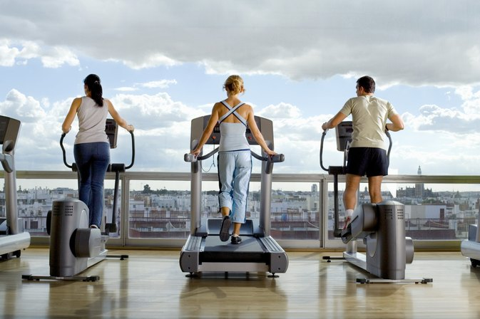 Technology of Gym Equipment