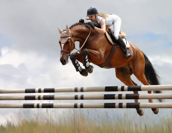 The Best Abdominal Exercises for Horse Riders