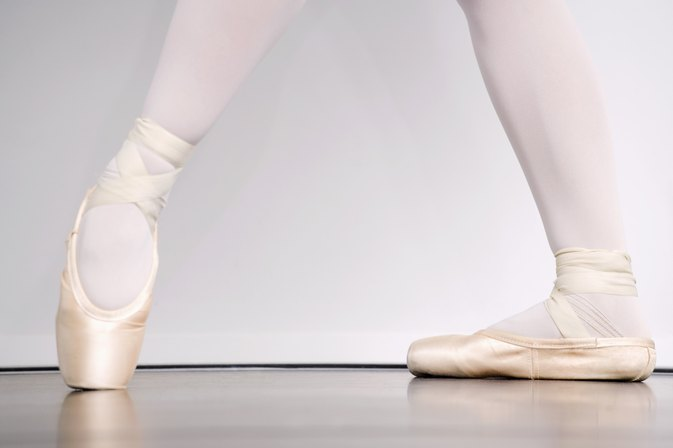 How to Increase an Instep for a Dancer
