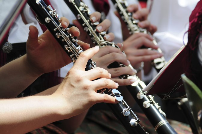 How Many Calories Does Playing the Clarinet Burn?