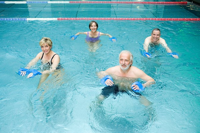 Water Strength Training