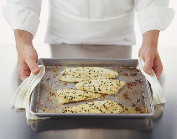 How to Cook Flounder on the Grill | LIVESTRONG.COM