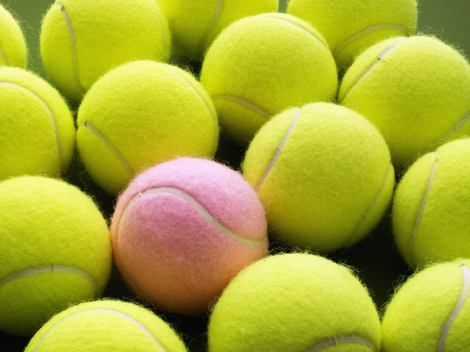 Why Do Tennis Balls Have Numbers?