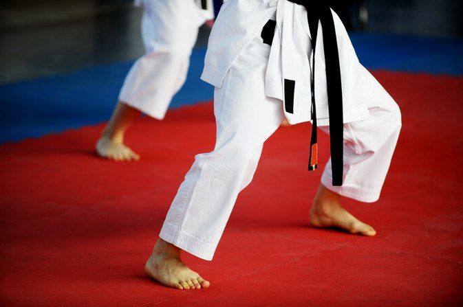 Belt Levels in Judo