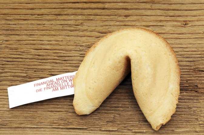 How Many Calories in a Fortune Cookie?