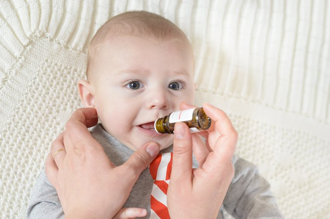 Antibiotics for Infants & the Probiotic Acidophilus