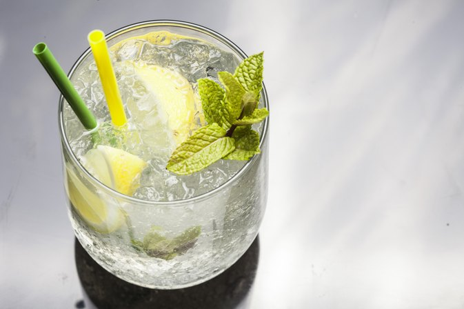 5 Health Benefits of Drinking Diet Tonic Water #1 Works