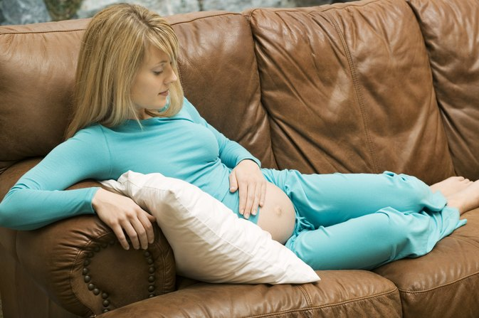 Abdominal Pain After Pregnancy