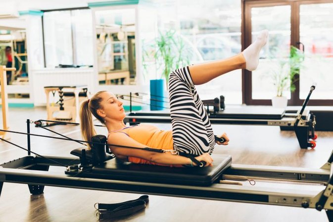 What Are the Benefits of Pilates Reformer Exercise ...