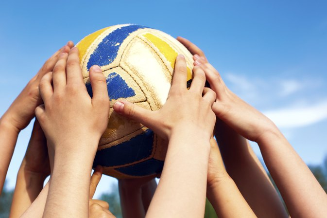 Volleyball Drills for Children