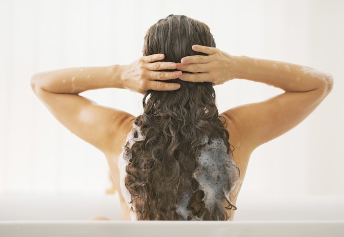 How to Treat Hair Damaged From a Perm