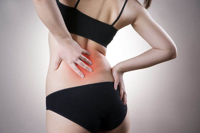 Lower Back Arthritis Symptoms