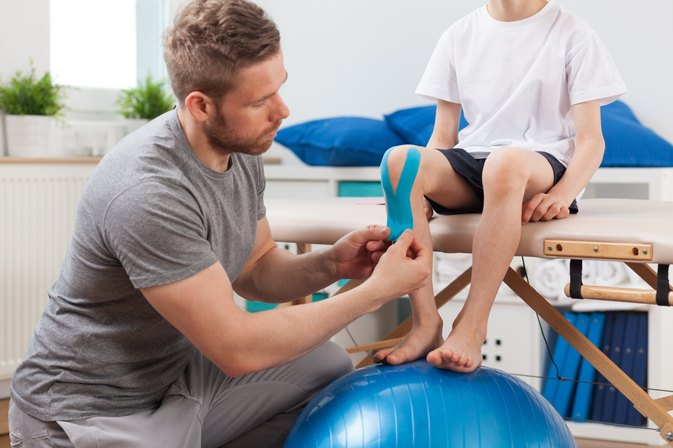 Exercises for Kids With Osgoode Schlatter's Disease