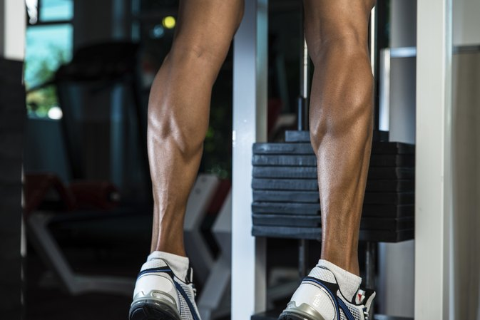 Pulled Calf Muscle Symptoms Livestrong