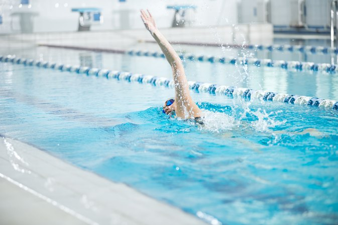 CrossFit Swimming Workouts