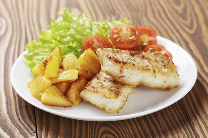 How to cook basa fillet livestrong com for How to bake fish fillet