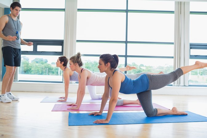How Many Calories Are Burned in a Beginner Pilates Class?