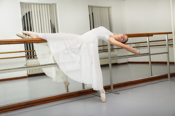 How to Improve Ballet Leg Extensions