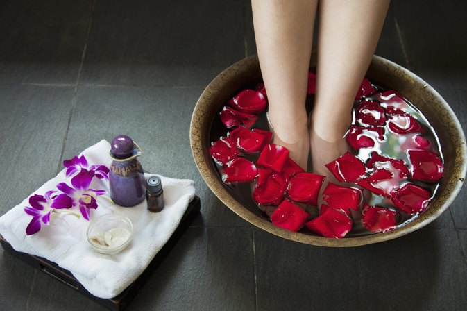 Foot Spa Tips