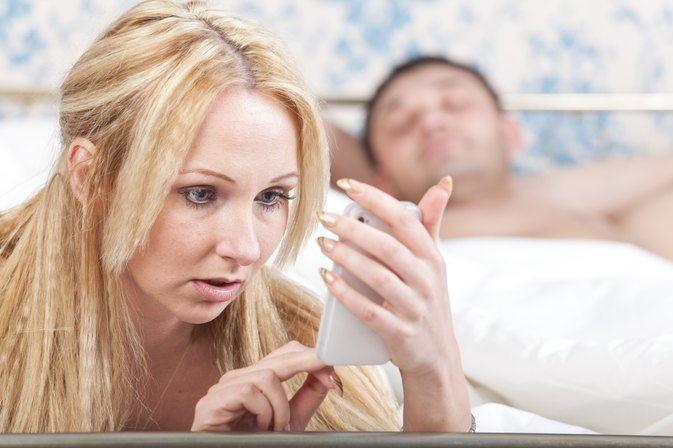A Of Hookup Married Man Emotional Effects