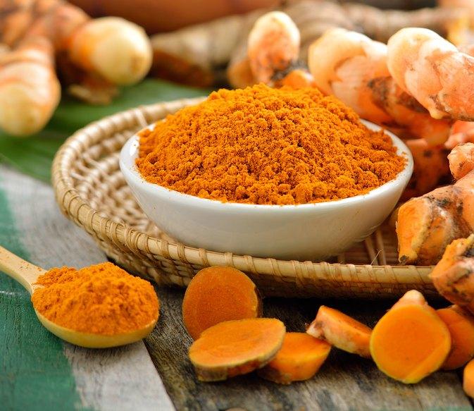 Turmeric & the Flu