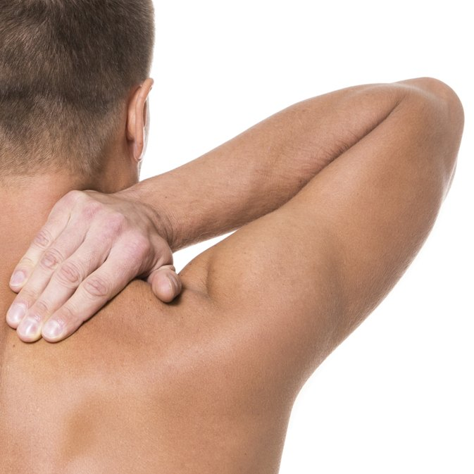 Causes of Pulling and Popping in the Shoulder Blade