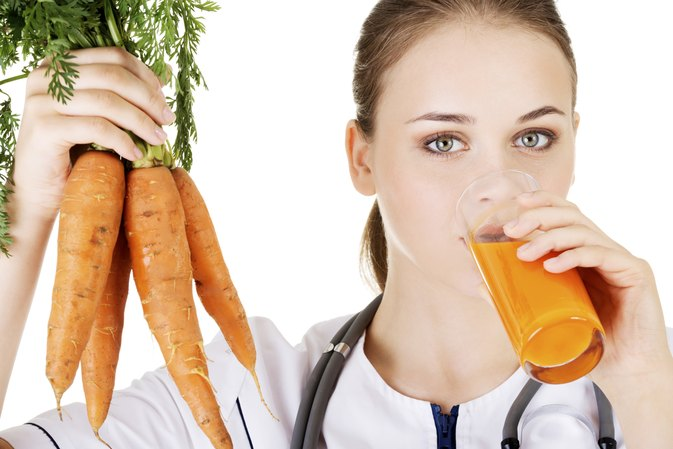 Does Carrot Juice Lower LDL Cholesterol?