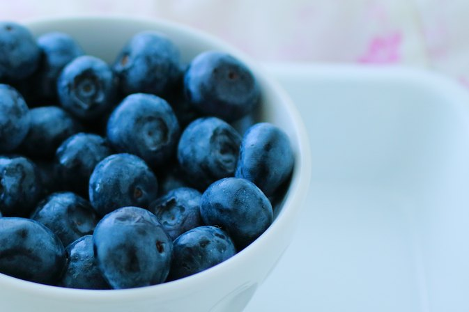What Nutrients Are in Blueberries?