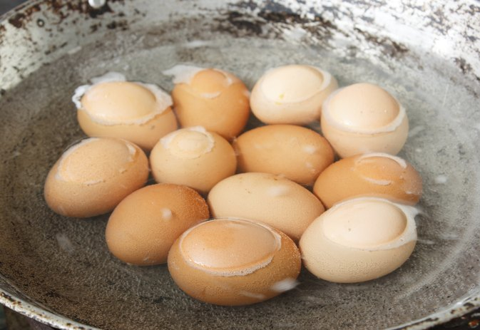 Does Boiling Eggs Lower Their Cholesterol?