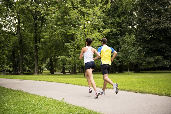 How to Condition Your Lungs for Running