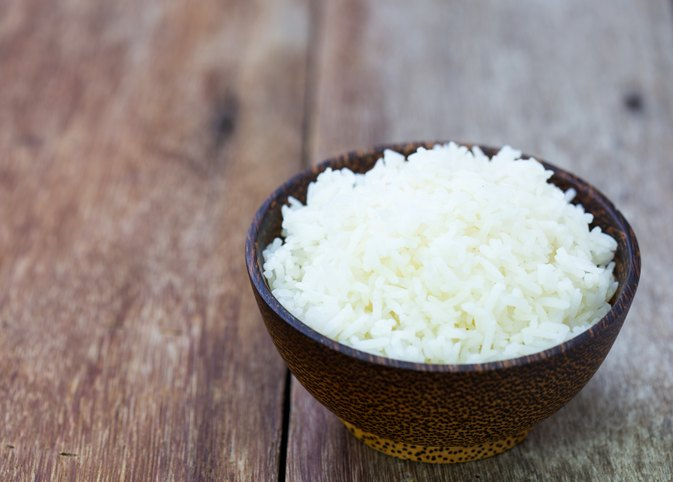 Rice and the BRAT Diet