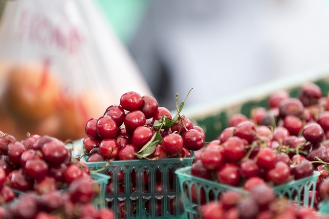 How to Ripen Cherries