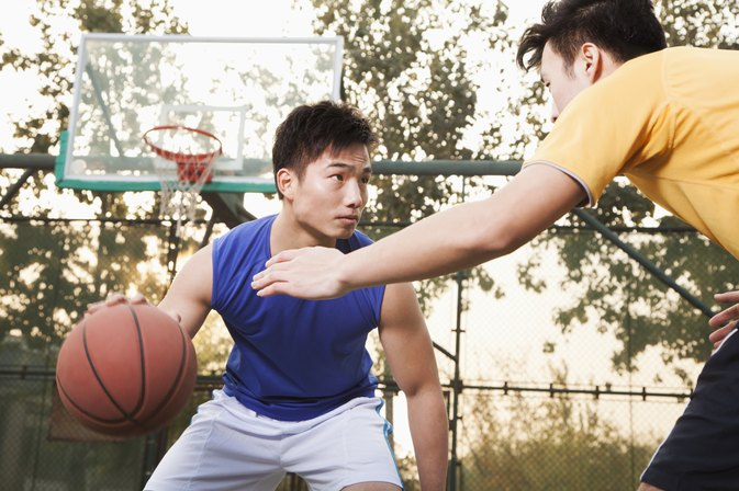 How Many Calories Are Burned Playing Basketball for 30 Minutes?