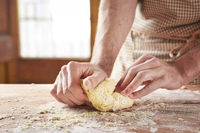 how to make pizza dough with only self rising flour livestrong com