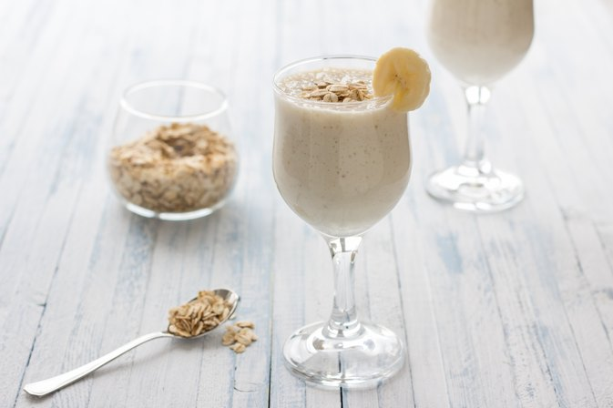 Do Oatmeal & Banana Milkshakes Help You Lose Weight?