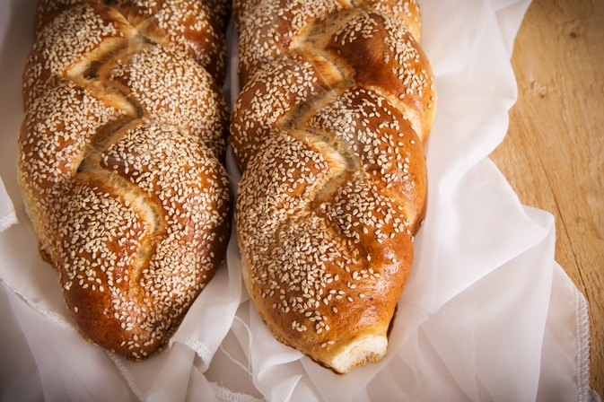 Nutrition Information on Challah Bread