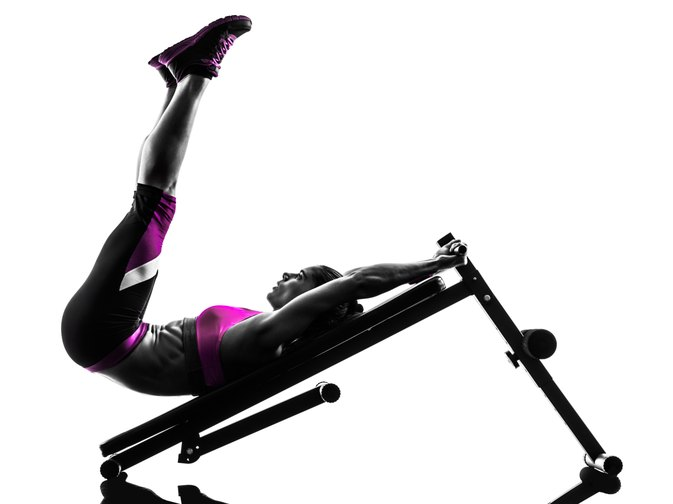 Hyperextension Bench Exercises
