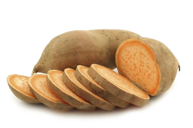 Sweet-Potato Alkaline Diet
