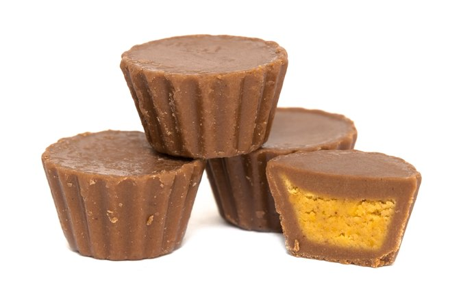 Nutritional Information for Reese's Mini Peanut Butter Cup